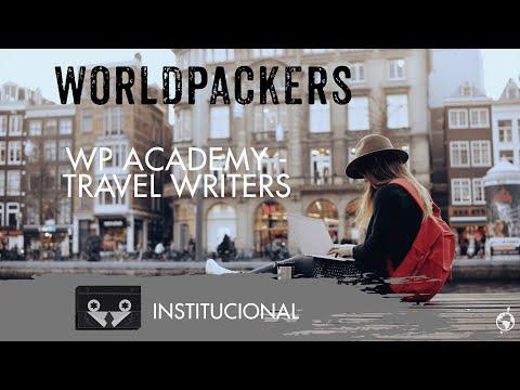 Worldpackers Academy - Travel Writers