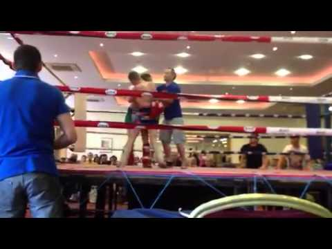 Colin kenny (siam warriors) vs Liam mc grandles