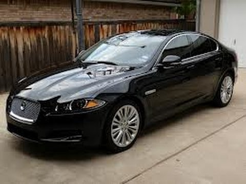 Superior 2012 Jaguar XF Startup, Engine And Full Tour