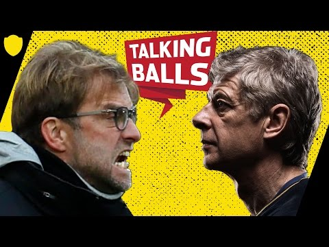 ARSENAL V LIVERPOOL – THE CHAMPIONS LEAGUE DECIDER | TALKING BALLS
