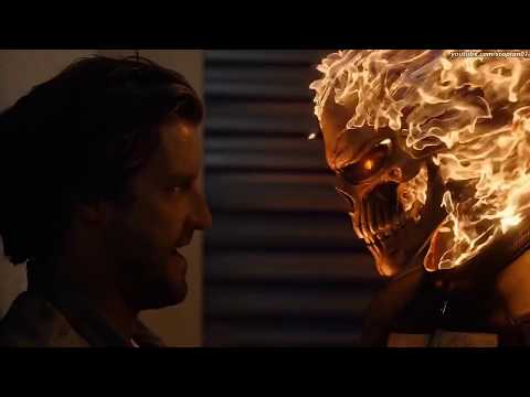Best Ghost Rider scenes- AOS season 4