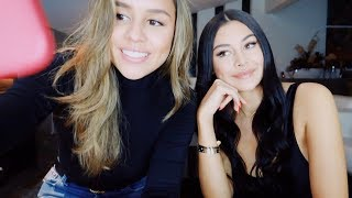 Get ready with us FT. Kiana 💄Girl talk + Confessions