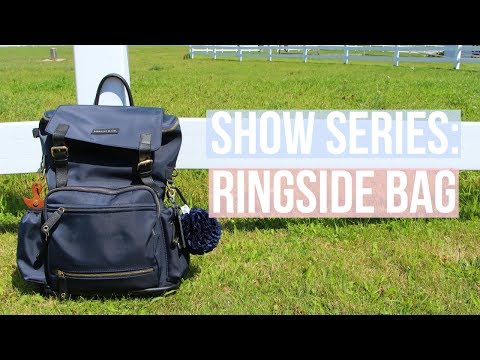 Show Series: What's in Our Ringside Bag? | Equestrian Prep