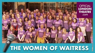 The Women of Waitress