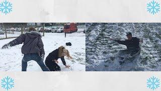 Vlog #91 Snowy Adventures!