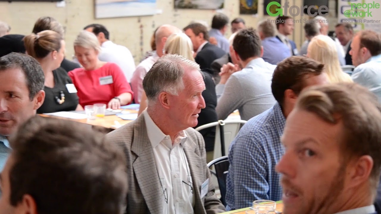 Geelong Workplace Trends with Rob Birch from Gforce