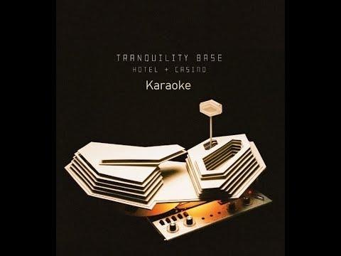 Tranquility Base Hotel & Casino - Arctic Monkeys (Karaoke)