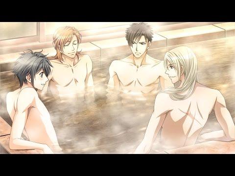 Let's Play Gakuen Heaven 2! - Chiba 03 - (May 27) Bathtime