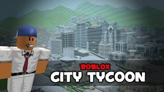 Roblox Romania-We are building an airport! -City Tycoon