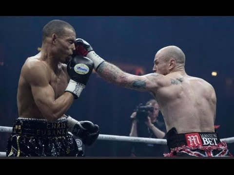LIVE BOXING - GEORGE GROVES vs CHRIS EUBANK Jr - FULL FIGHT REVIEW AND COMMENTARY!!