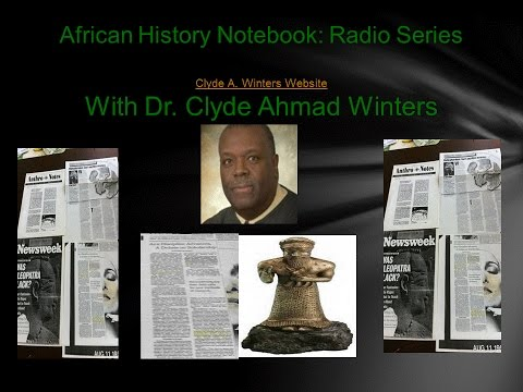 Black Asian Kushites: On African History Notebook