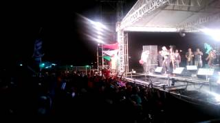 Bunji Garlin Red Light District Live at SoccerFete 2014