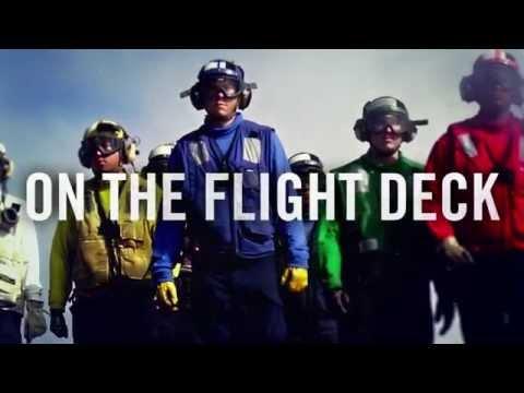 America's Navy – Flight Deck Crew (Teaser) - YouTube