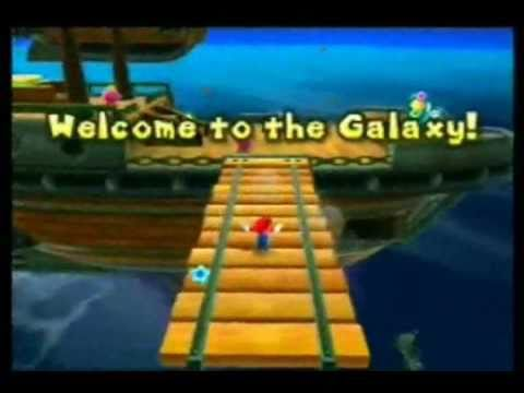 super mario galaxy games youtube