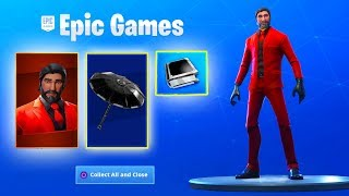 Le GRATUIT JOHN WICK REWARDS à Fortnite.