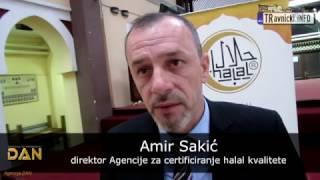Seminar U Travniku Halal Standardizacija, Halal Hrana I Halal Ishrana
