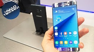 Обзор Samsung Galaxy Note 7
