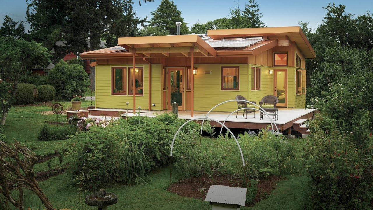 Small Home Tiny House Plans