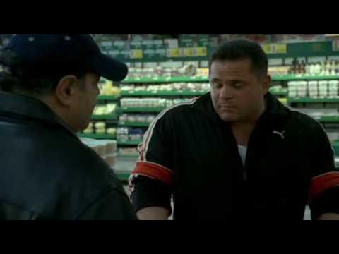 Vito At Hackensack Stop And Shop Sopranos Season 6 Episode 11 Cold
