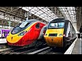 HST to Manchester Piccadilly | October 1st 2018