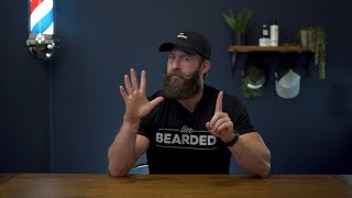 STOP Doing These 5 Things To Your Beard Immediately