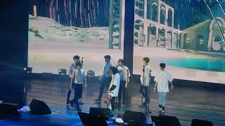 Got7 - Thank You- Eyes on You tour (Fancam) 고마워 Argentina 20180715
