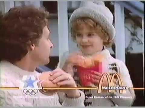 1984 McDonald's Commercial