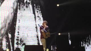 Ed Sheeran- I'm A Mess Live
