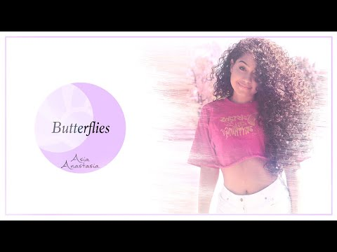 Butterflies- Asia Anastasia (Lyric Video) Mp3