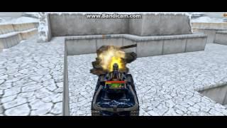 טנקי אונליין צ'יטים - קפיצה / Tanki Online cheat jump
