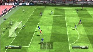 FIFA 13 Tutorial: The Knock On!!