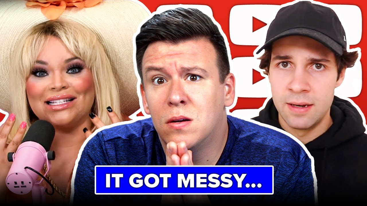 What This Messy Frenemies Implosion Really Exposed, Trisha Paytas, David Dobrik, H3H3 & Today's News