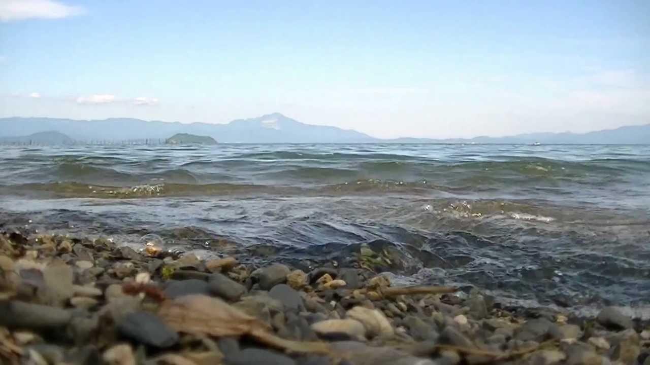 Lake Biwa 琵琶湖Landscape of R...