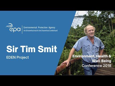 Sir Tim Smit, EDEN Project