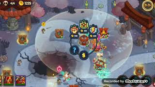 Realm Defense - Shamiko Event - Realm Siege difficulty 221+5 with low rank heroes