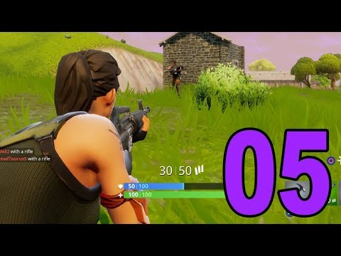 WE'RE BACK! - Fortnite Battle Royale (Part 5)