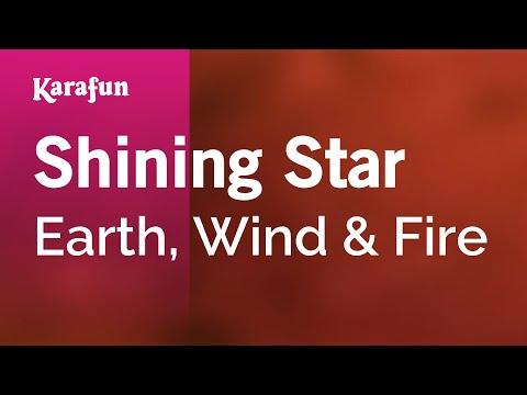 Karaoke Shining Star - Earth, Wind & Fire *