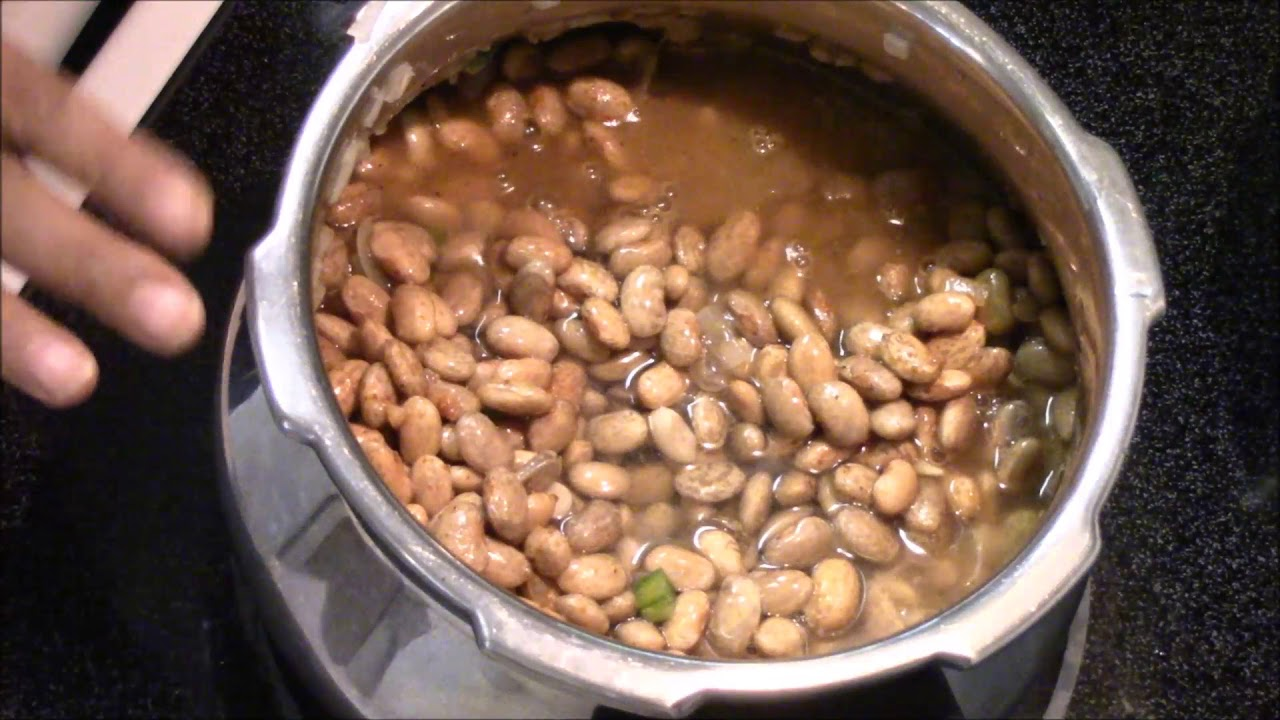 How Long To Cook Dried Pinto Beans In A Pressure Cooker