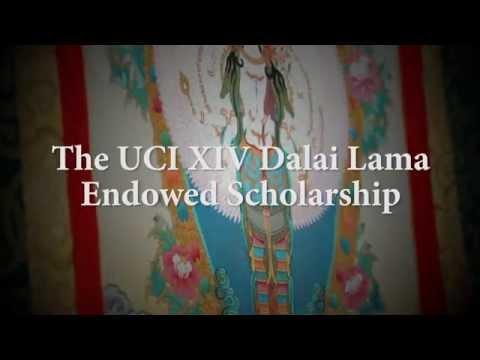UC Irvine XIV Dalai Lama Scholarship