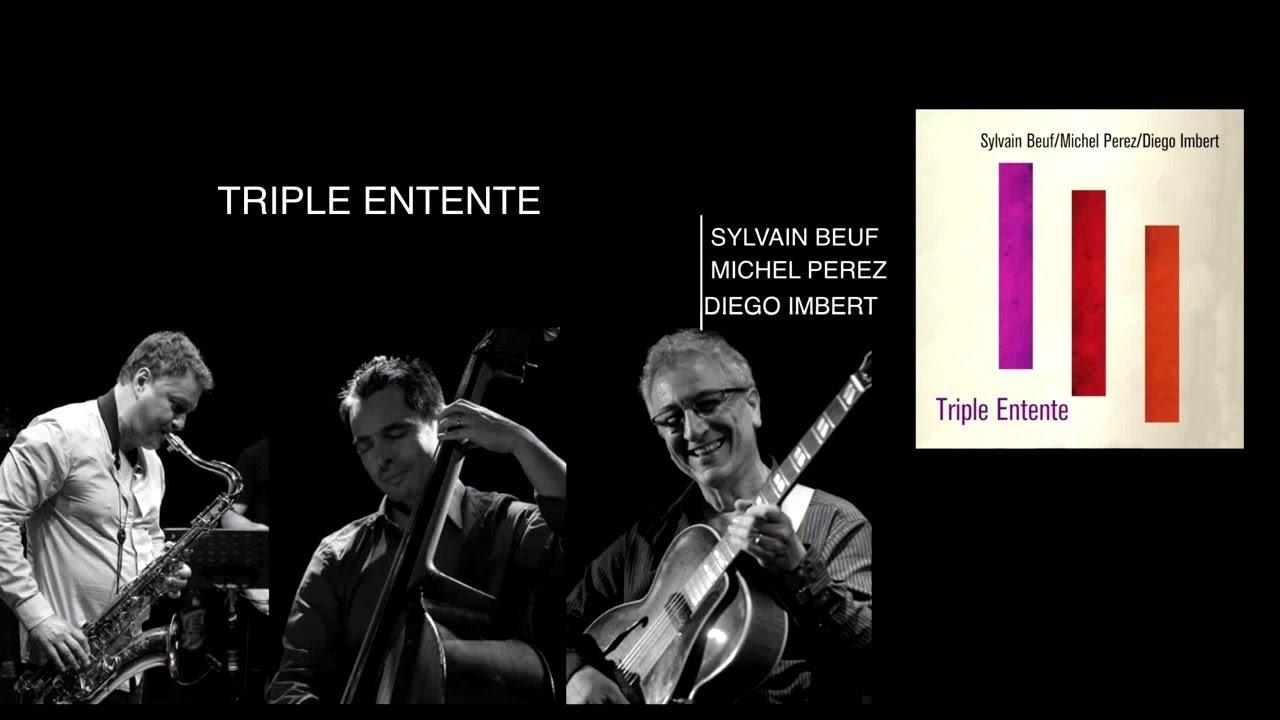 CONCERT TRIPLE ENTENTE - Andorra Sax Fest'17