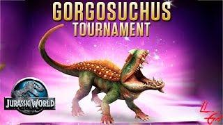 Горгозух Турнир Jurassic World The Game
