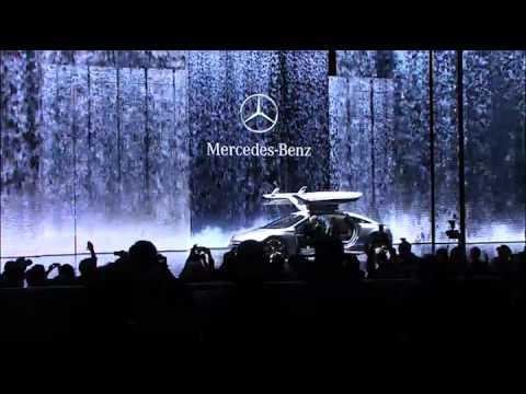 Mercedes-Studie F125: IAA 2011 Frankfurt