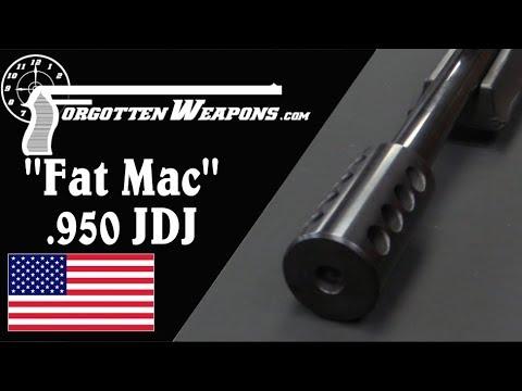 """""""Fat Mac"""" - SSK Industries' .950 JDJ Rifle"""