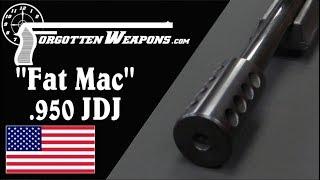 """Baixar """"Fat Mac"""" - SSK Industries' .950 JDJ Rifle"""