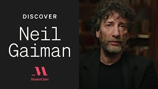 Download Writing Advice from Neil Gaiman | Discover MasterClass | MasterClass Mp3