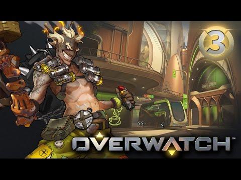 Overwatch #3 - Explosive Residue