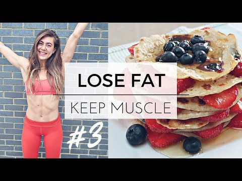 HOW I'M GETTING LEAN FOR SUMMER #3 || WORKOUT AND DIET TO LOSE FAT AND KEEP MUSCLE