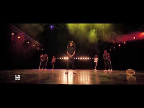 Nina 7-17 (Afrodance) - GDC Almere - Nieuwjaarsshow