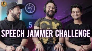 SPEECH JAMMER CHALLENGE ft. Kartik Sharma & Himanshu Sharma || #DRAGTA_JI