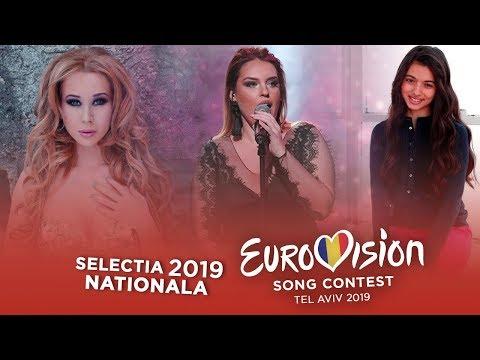Eurovision 2019 (Selecţia Naţională 2019/Romanian National Selection) - Top 23